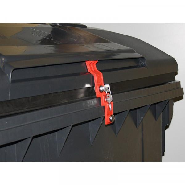 Müllcontainerverschluss 1100 Liter OTTO / ESE Deckel im Deckel