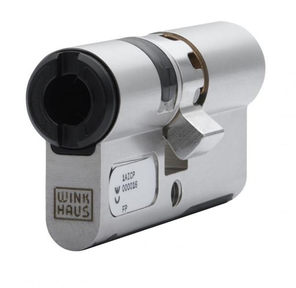 blueCompact Profilzylinder einseitig elektronisch (BO 05)
