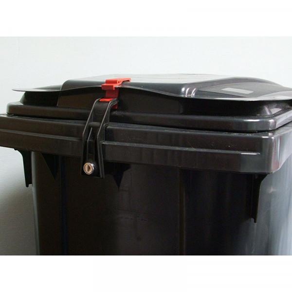 Mülltonnenverschluss bis 240 Liter OTTO / ESE Griffleistendeckel